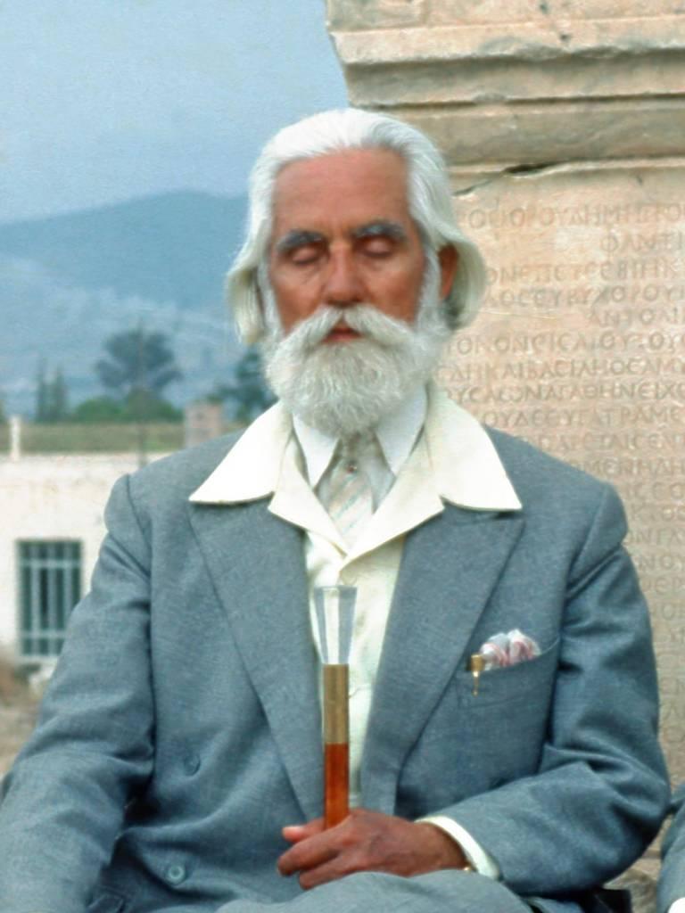 maître omraam mikhael aivanhov à Eleusis